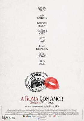 Poster_es To Rome With Love