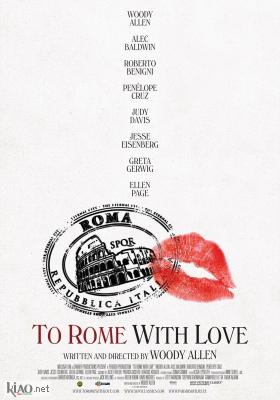 Poster_uk To Rome With Love