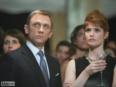 Extrait Quantum of Solace