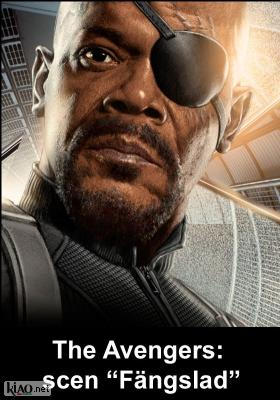 Poster_se The Avengers XTRA: Imprisoned