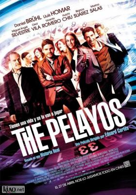 Poster_es The Pelayos
