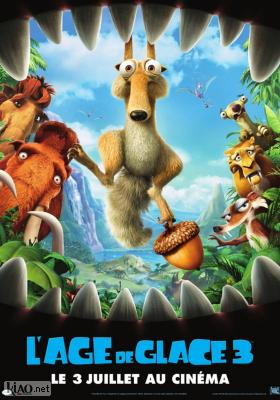 Poster_fr Ice Age: Dawn of the Dinosaurs