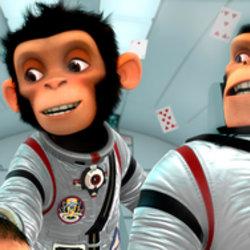 Image Space Chimps
