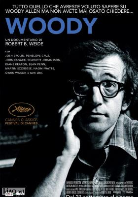 Poster_it Woody Allen: A Documentary