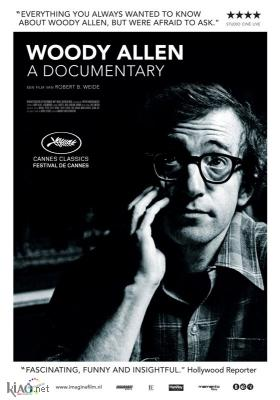 Poster_nl Woody Allen: A Documentary