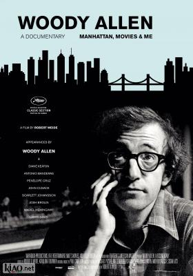 Poster_se Woody Allen: A Documentary