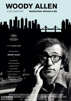 Poster_uk Woody Allen: A Documentary