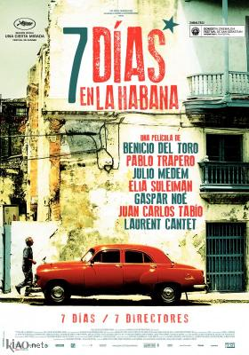 Poster_es 7 días en La Habana