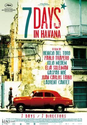 Poster_it 7 Days in Havana