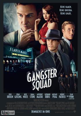 Poster_de Gangster Squad