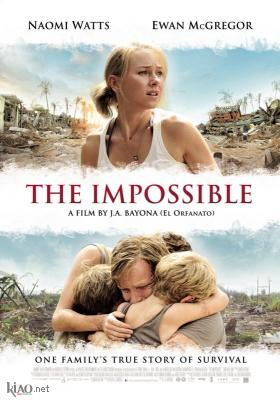 Poster_nl Lo imposible