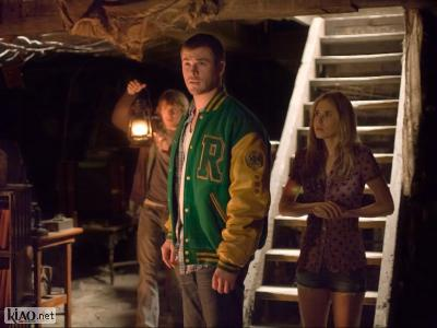 Extrait The Cabin in the Woods XTRA: Let´s split up