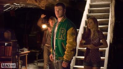 Video The Cabin in the Woods XTRA: Let´s split up