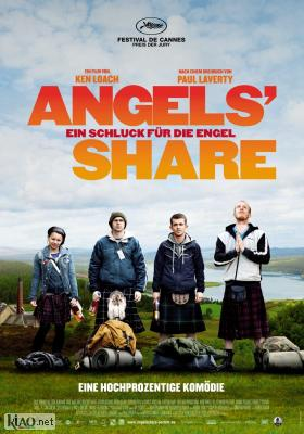 Poster_de The Angels' Share