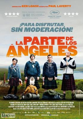 Poster_es The Angels' Share