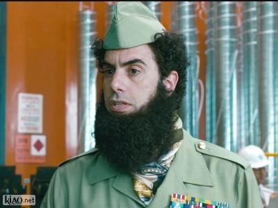 Extrait The Dictator XTRA: Research films