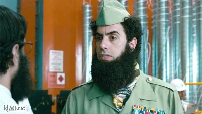 Video The Dictator XTRA: Research films