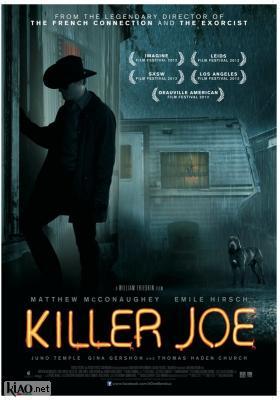 Poster_nl Killer Joe