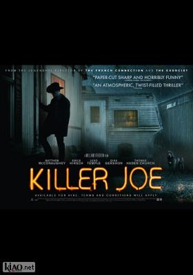 Poster_uk Killer Joe