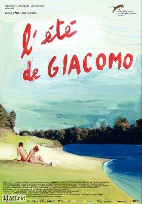 Poster_fr L'estate di Giacomo