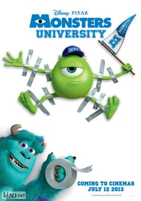 Poster_dk Monsters University