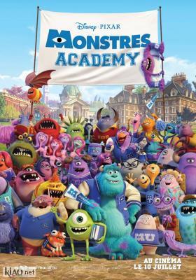 Poster_fr Monsters University