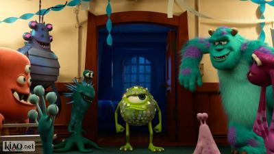 Video Monsters University