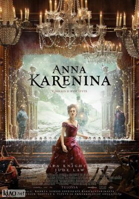 Poster_fi Anna Karenina