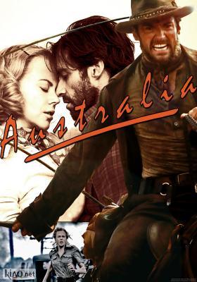 Poster UK Australia
