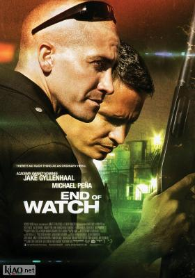 Poster_dk End of Watch
