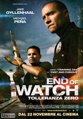 Poster_it End of Watch