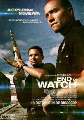 Poster_nl End of Watch