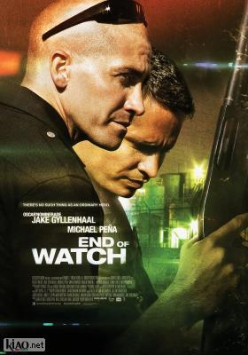 Poster_se End of Watch