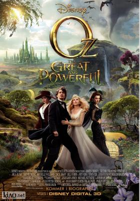 Poster_dk Oz: The Great and Powerful