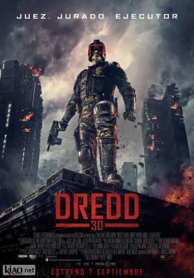 Poster_es Dredd