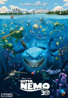 Poster_se Finding Nemo 3D