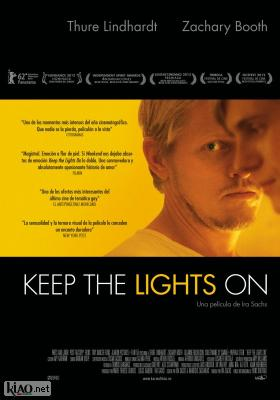 Poster_es Keep the Lights On
