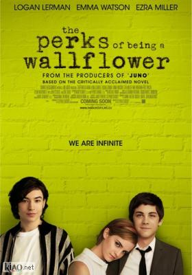 Poster_dk The Perks of Being a Wallflower