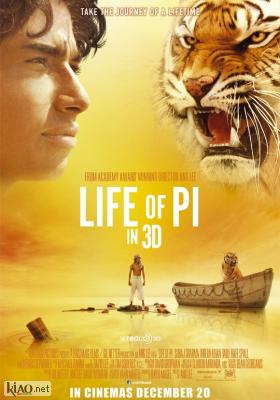 Poster_uk Life of Pi