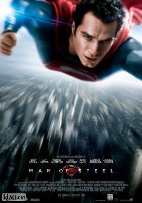 Poster_dk Man of Steel