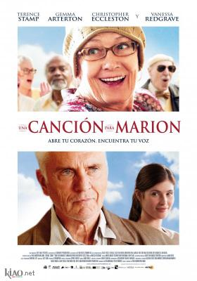 Poster_es Song for Marion