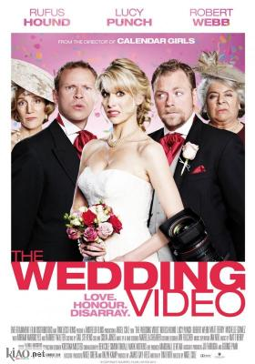 Poster_uk The Wedding Video