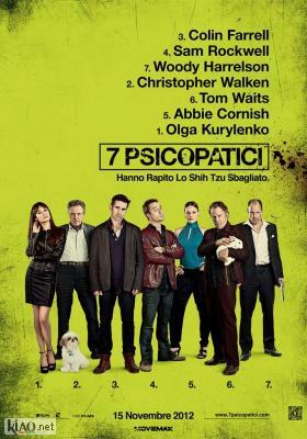 Poster_it Seven Psychopaths