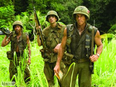 Extract Tropic Thunder
