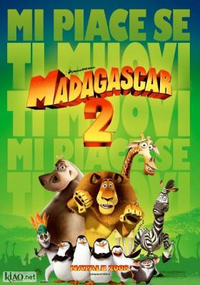 Poster_it Madagascar : Escape to Africa