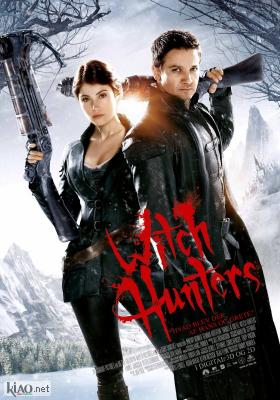 Poster_dk Hansel and Gretel: Witch Hunters