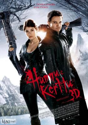 Poster_fi Hansel and Gretel: Witch Hunters