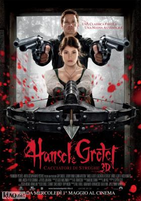 Poster_it Hansel and Gretel: Witch Hunters