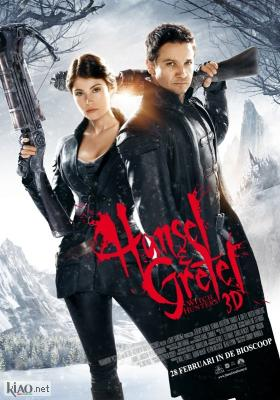 Poster_nl Hansel and Gretel: Witch Hunters