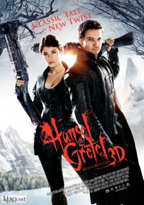 Poster_se Hansel and Gretel: Witch Hunters